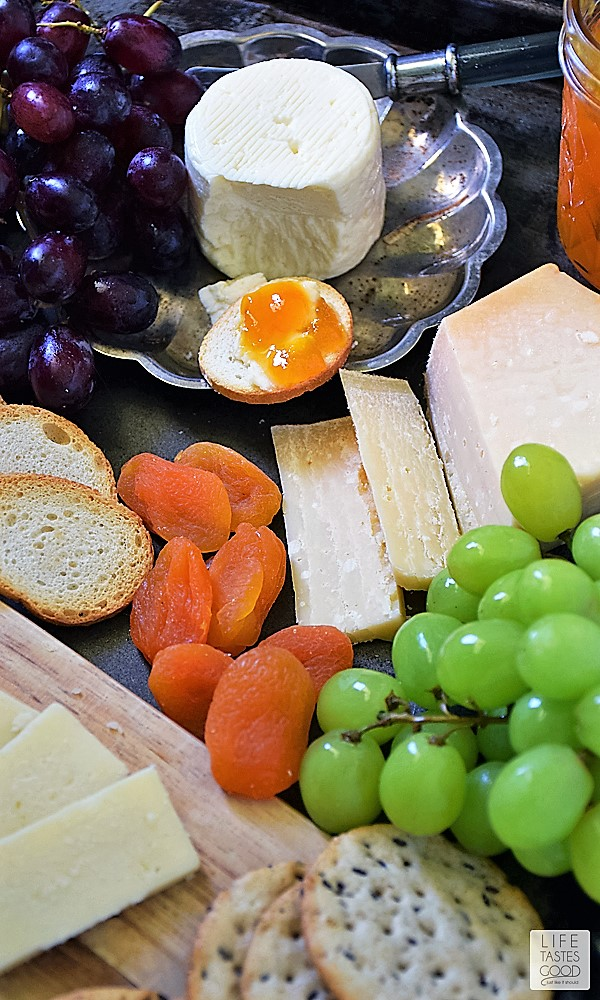 How to Make a Cheese Platter | by Life Tastes Good
