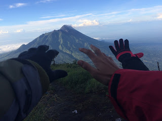 Estimasi Biaya Pendakian Gunung Merbabu 2017 Via Suwanting