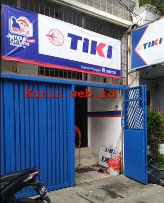 Alamat Agen TIKI Di Jakarta Utara