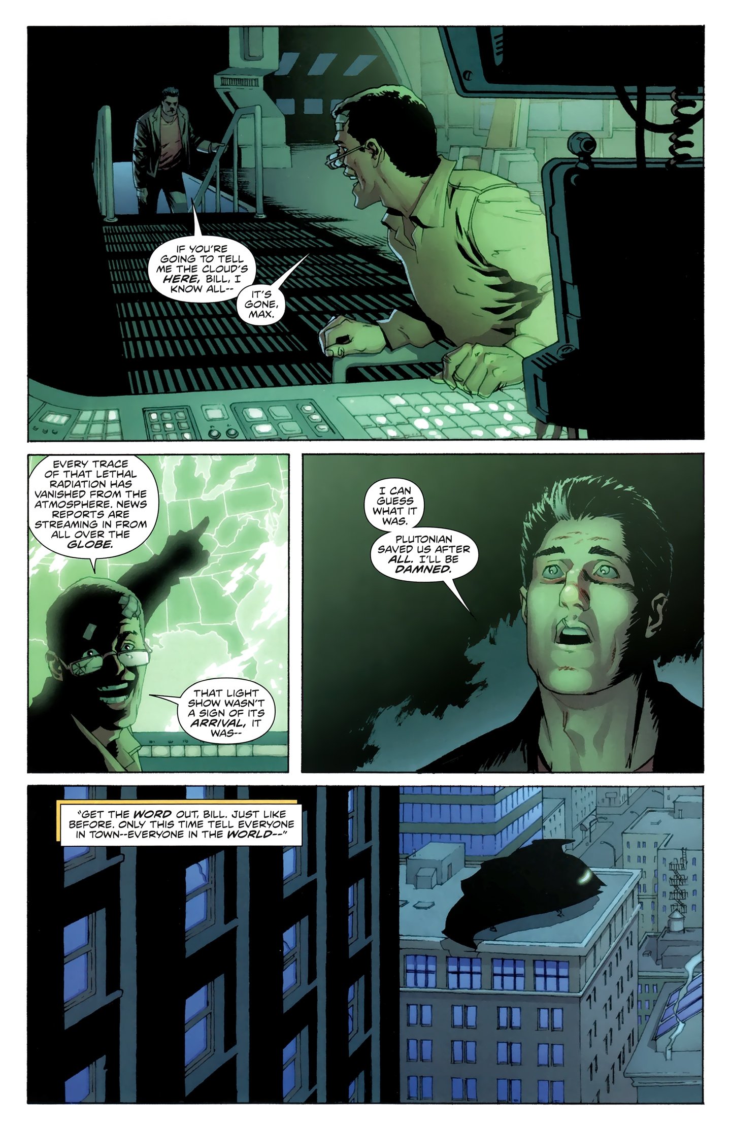 Read online Incorruptible comic -  Issue #30 - 17