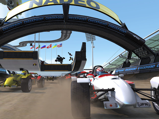 TrackMania Nations Forever Free Download