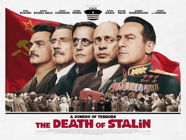 [Cine] Crítica: La muerte de Stalin (2017), de Armando Iannucci