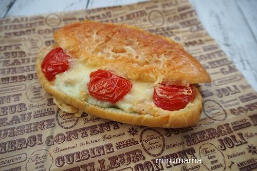 トマトのパニーニ