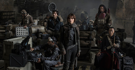 Rogue One - A Star Wars Story: primo trailer in italiano