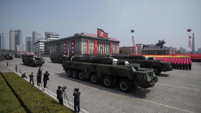 EEUU pide a Pyongyang que entregue parte de su arsenal nuclear