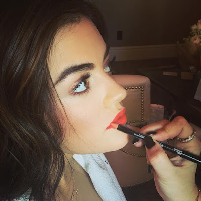 Pretty Little Liars actress Lucy Hale's Makeup Essentials