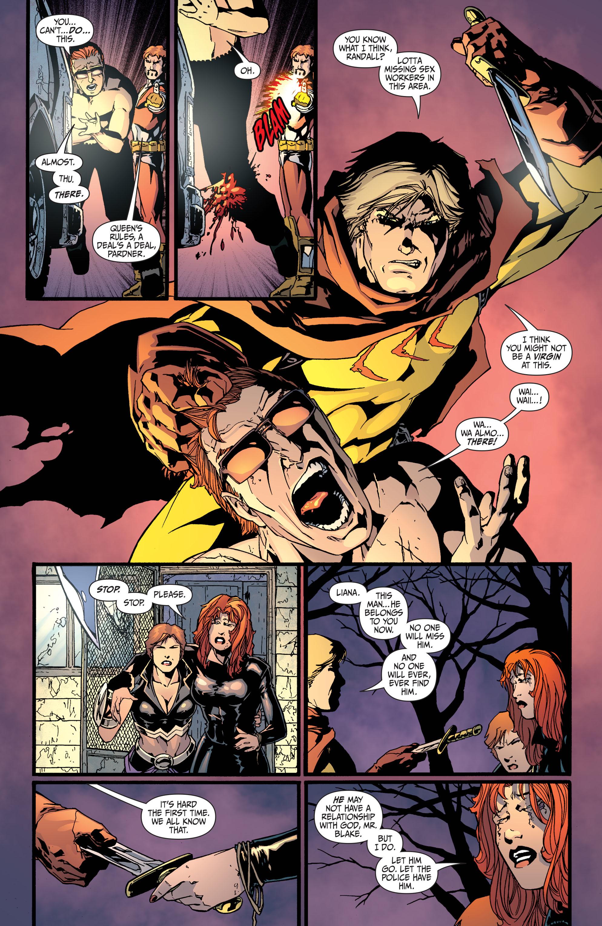 Read online Secret Six (2008) comic -  Issue #34 - 9