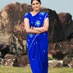 Biyanka Desai In Half Saree Stills