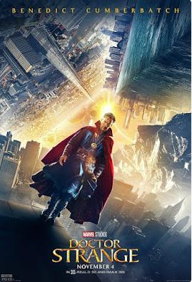 Doctor Strange 2016 Dual Audio ORG Hindi 720p BluRay 900MB