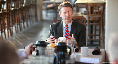 Senator Rand Paul introduces amendment to defund abortion providers