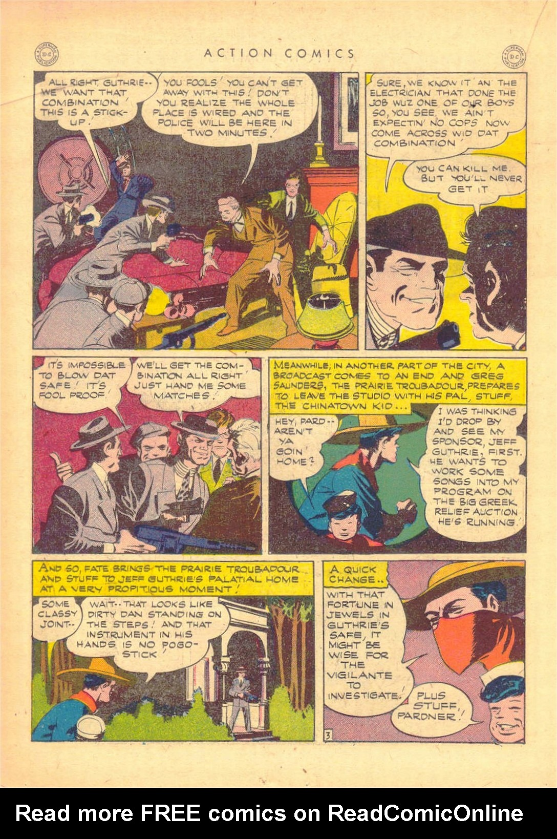 Read online Action Comics (1938) comic -  Issue #80 - 25