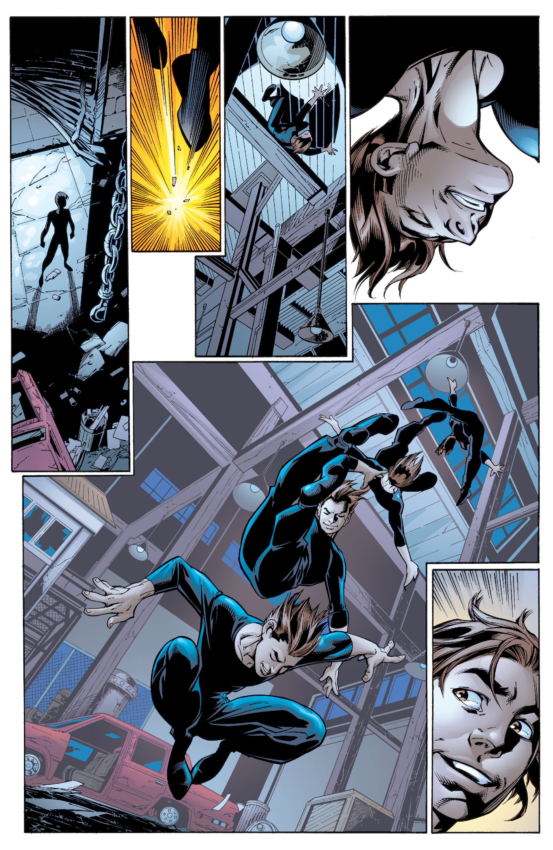 Read online Ultimate Spider-Man (2000) comic -  Issue #2 - 16