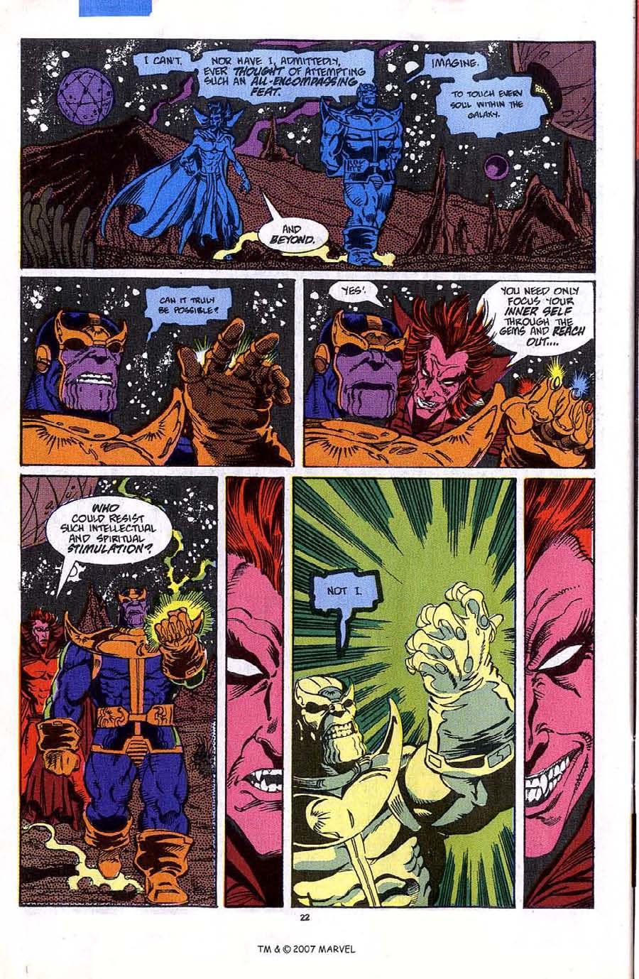 Read online Silver Surfer (1987) comic -  Issue #45 - 24