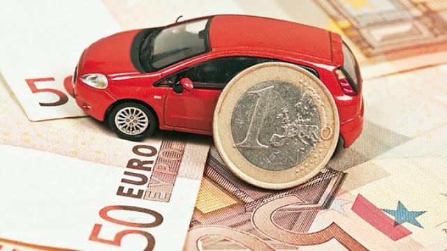 Το παράβολο που θα πρέπει να πληρωθεί ανάλογα τον κυβισμό και το είδος του οχήματος