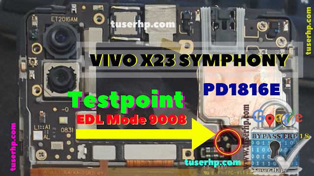 Vivo Y83 Edl Test Point
