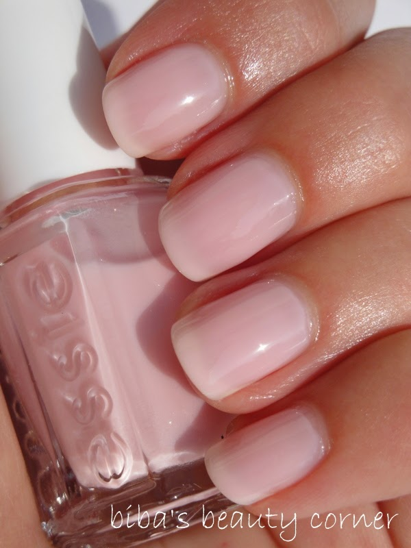 Essie Pale Pink Comparison Ballet Slippers Minimalistic: Flutter By: The Best Wedding Nail Polishes From Essie And OPI