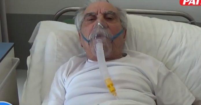 Πέθανε ο ηλικιωμένος που δέχθηκε επίθεση από τρείς ληστές στο σπίτι του στη Χαραυγή