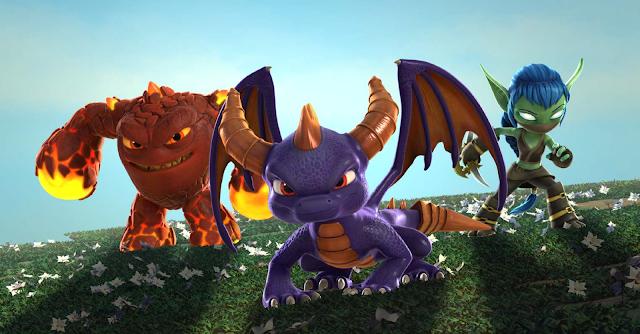 Skylanders Academy de Activision Blizzard se estrena exclusivamente en Netflix el 28 de octubre