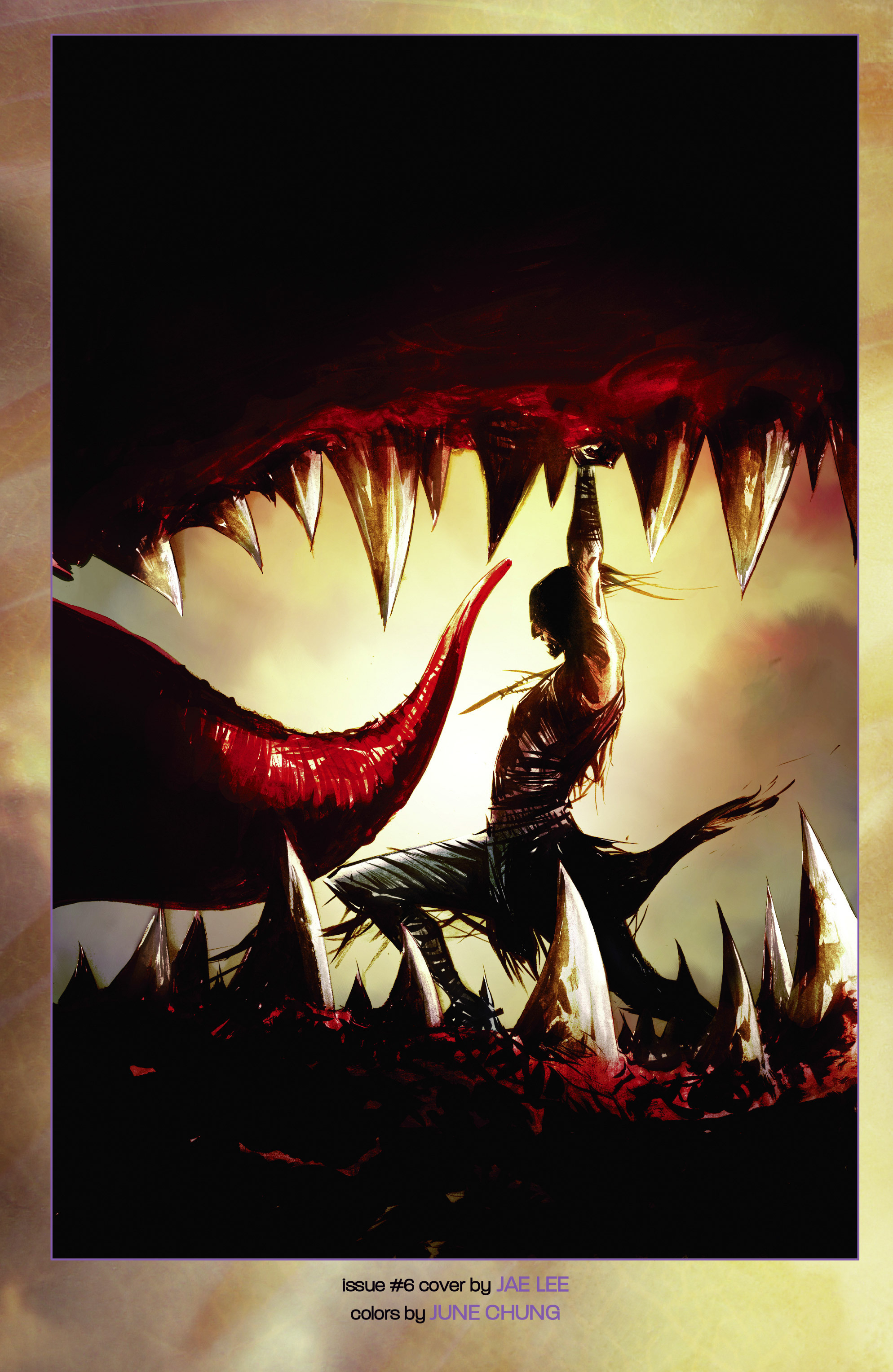 Read online Turok: Dinosaur Hunter (2014) comic -  Issue # _TPB 2 - 108