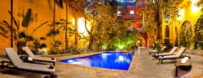 Casa Pestagua en Cartagena de Indias, Colombia