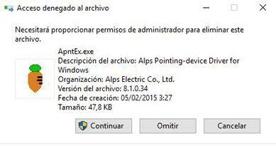 ApntEx.exe aplicacion en español