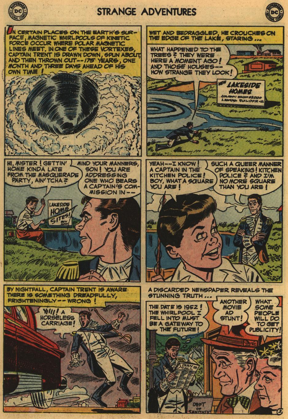 Strange Adventures (1950) issue 26 - Page 14