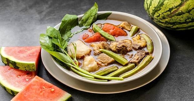A Traditional Filipino Dish - Sinigang Recipe