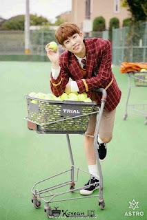 Gambar Kim Myung Jun Astro
