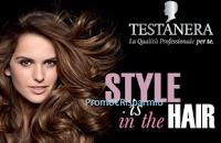 Logo Concorso Testanera e vinci le capitali dello stile