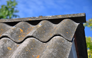 asbestos in roofing