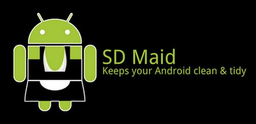 SD Maid - Aplikasi pembersih kerak penyimpanan di Android