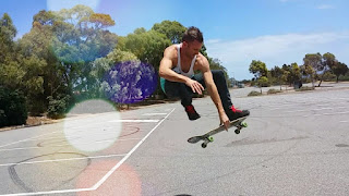 Mark Jansen Adelaide Skateboarding Hallett Cove