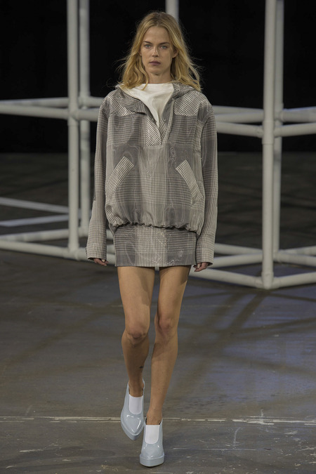 Alexander Wang New York Fashion Week Spring 2014