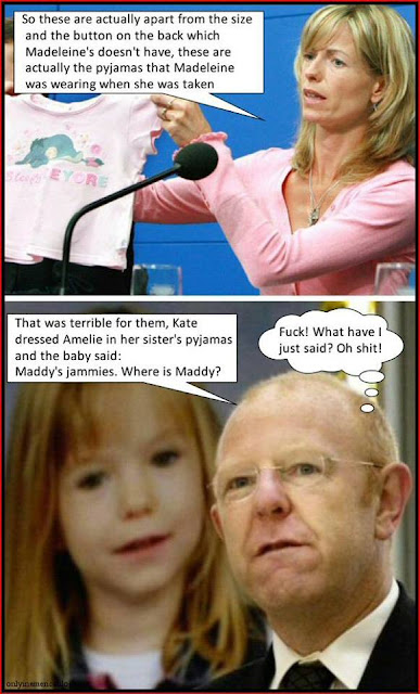 PeterMac's FREE e-book: What really happened to Madeleine McCann? Himsel10