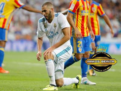 Benzema Tidak Cetak Gol Di Laga Kontra Valencia Dengan 8 Shot Lalu 2 Mengarah
