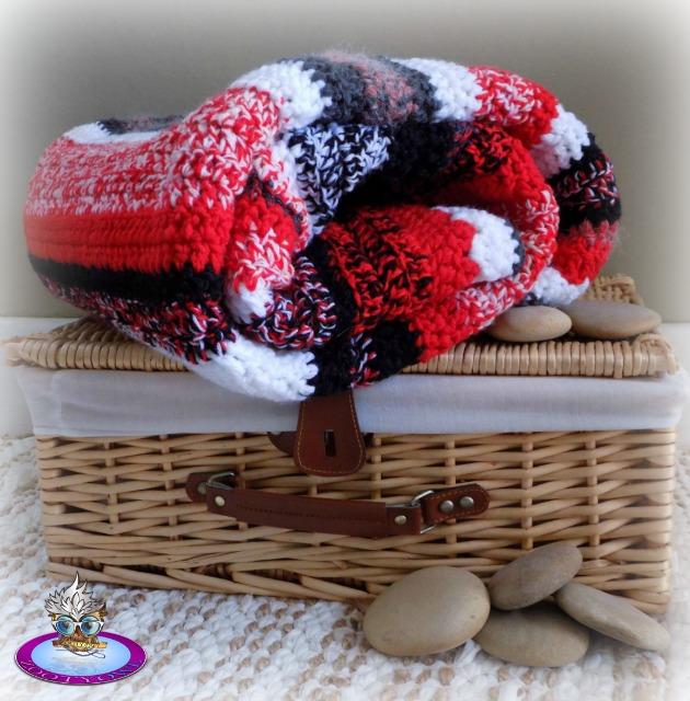 multi strand crochet