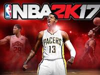 Download Game NBA 2K17 v0.0.21 PAID + MOD APK + (OBB) Data Full Cracked Terbaru 2016