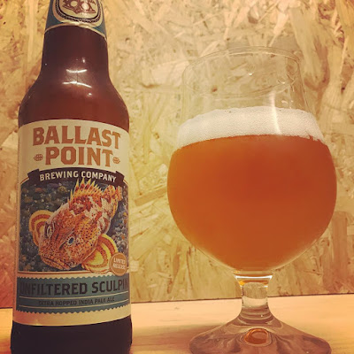 Unfiltered Sculpin (Ballast Point)