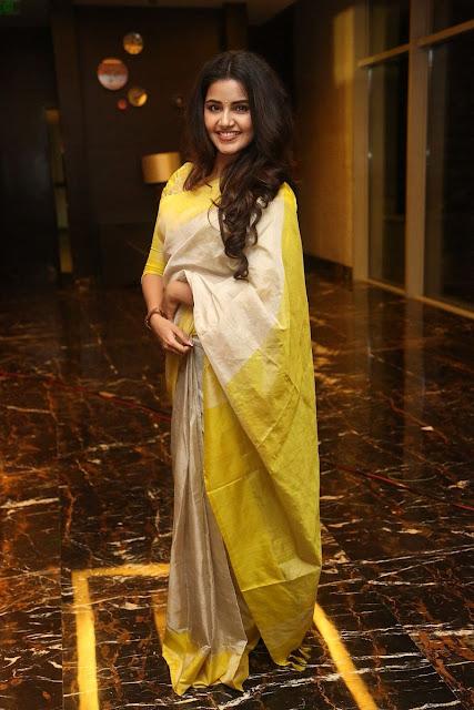 Anupama Parameswaran Stills at SVC 2017 Celebrations