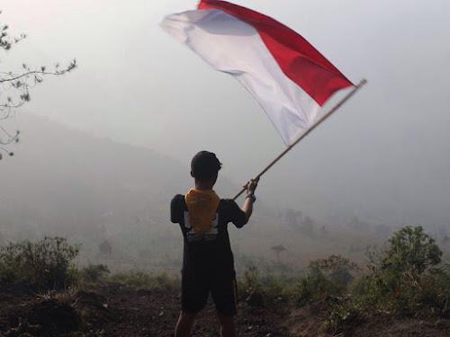GPA SMAN 2 Bandung di Gunung Guntur