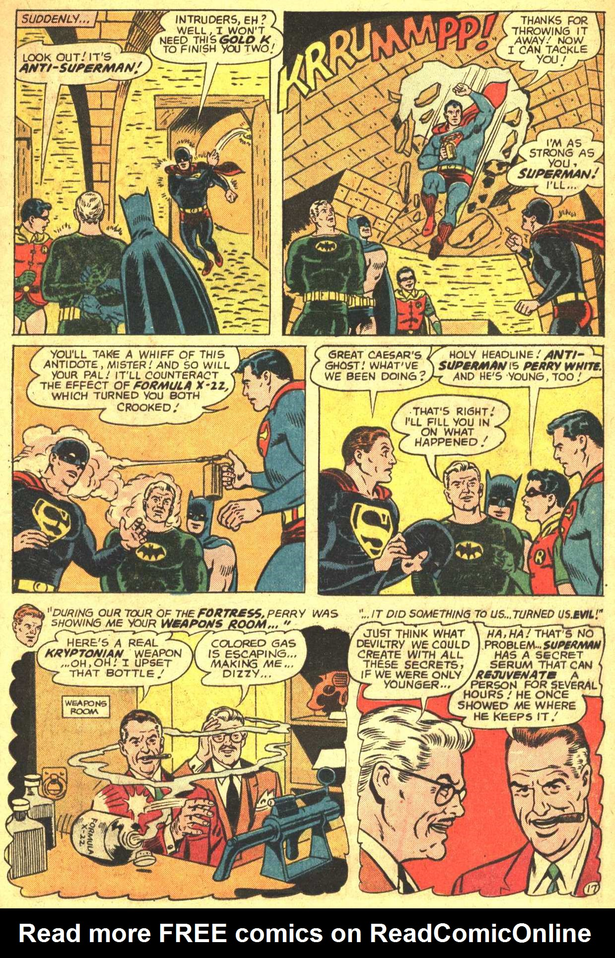 Read online World's Finest Comics comic -  Issue #159 - 21