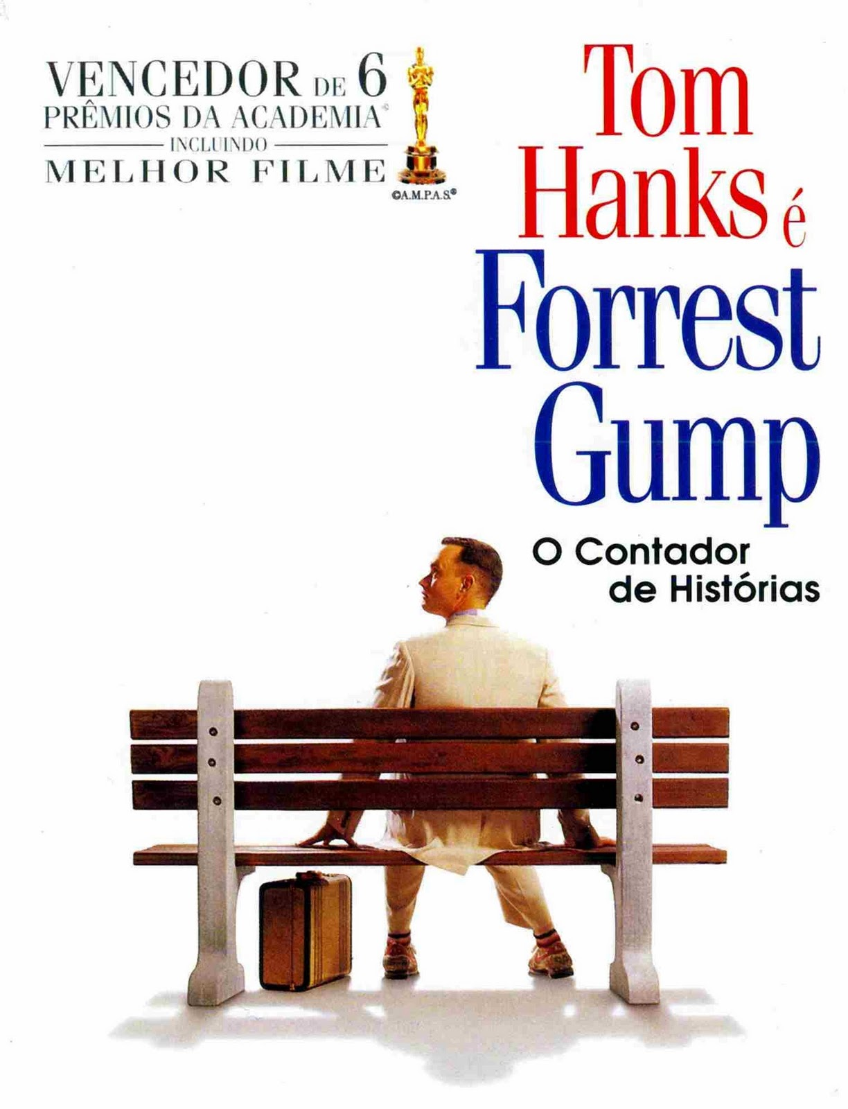 Forrest Gump O Contador de Histórias Dublado