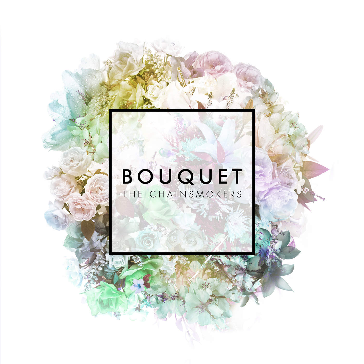 The Chainsmokers - Bouquet - EP Cover