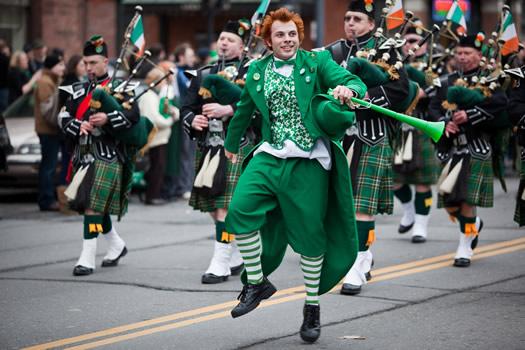 Saint Patrick Traditions