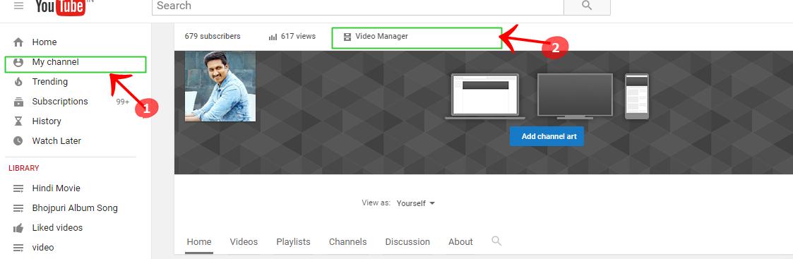 Youtube Par All Video Ko Ek Click Me Monetize Kaise Kare
