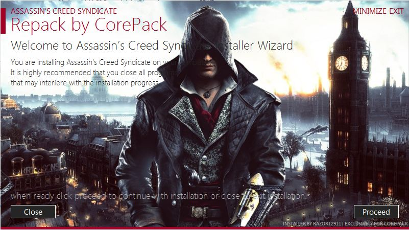 Assassin's Creed Syndicate Download Free Full Game For PC Via Utorrent