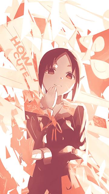 How Cute - Kaguya-sama:Love Is War Wallpaper