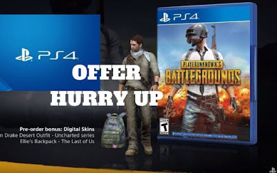#PUBG in #playstation4 is rolled out. To avail #PUBG in #offer hurry. to know more about https://thenextspy.blogspot.com/2018/12/pubg-is-available-in-ps4-offer-hurry-up.html