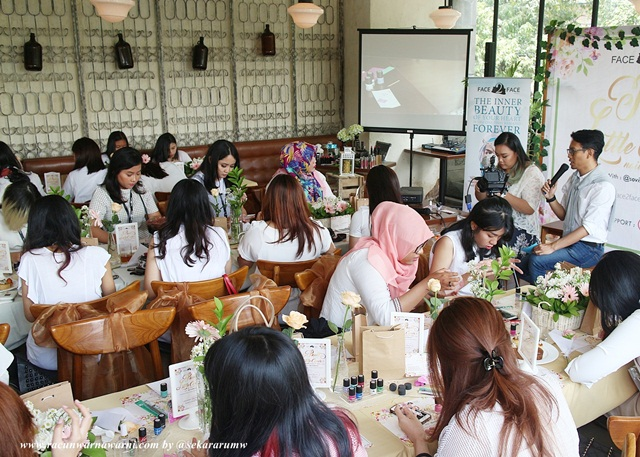 Suasana Workshop Bersama Sovi