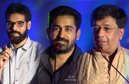 Saithan – Official Teaser   Audio Launch   Vijay Antony, Arundhathi Nair   Pradeep Krishnamoorthy